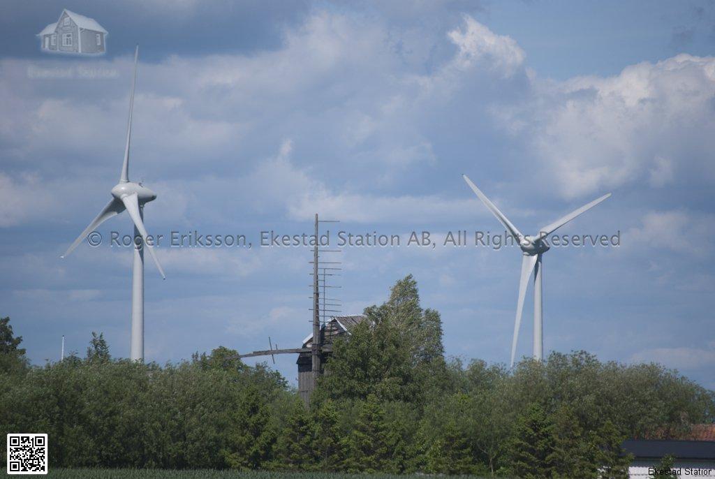 Vindkraftverk på Lundaslätten