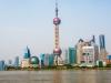 Vy över Shanghai